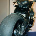 Monster front tyre - monster handling?