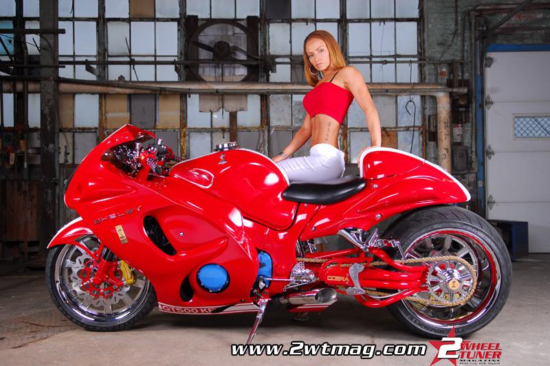 Hayabusa Moto Por Moto